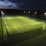 MUGA Sport Surfaces in Cliff End 8