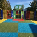 Multi Use Games Area Construction in Addlestone 6