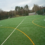 Painting Multi Sport Surfaces in Belthorn 3