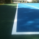 Painting Multi Sport Surfaces in Little Stainforth 9