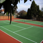 Painting Multi Sport Surfaces in Brentwood 5