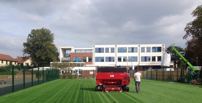 3G Synthetic Pitch in County Durham