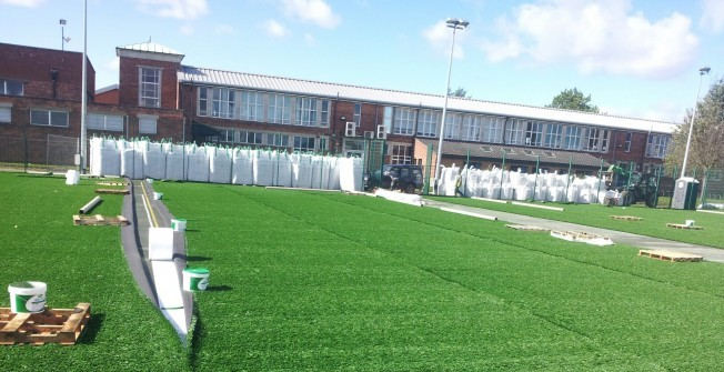 Synthetic Grass Resurface in Abington Pigotts