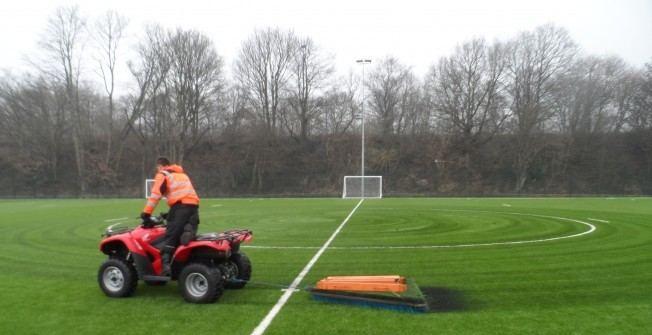 All Weather Pitch Maintenance in Achfary